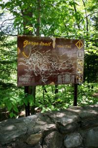 gorge trail cal wai